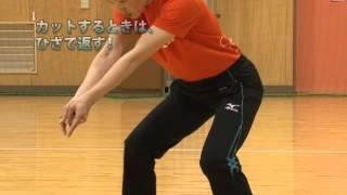 岡山シーガルズの神田千絵コーチによるワンポイントレッスンです。 これ...
