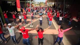 Flash Mob THB 2013