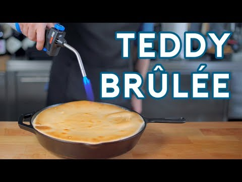Binging with Babish: Teddy Brûlée from Bobs Burgers