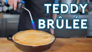 Binging with Babish: Teddy Brûlée from Bob\'s Burgers