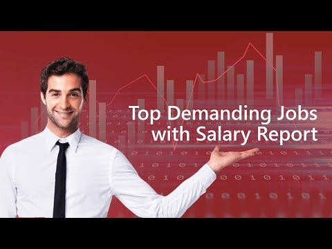 Top Demanding Job Skills in 2018 & Beyond | Highest Paying Jobs | Top Technical Skills