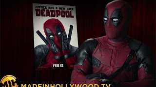 Deadpool's Full Uncut Interview