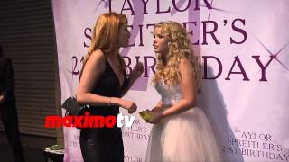Bella Thorne | Taylor Spreitler's 21 In The City | Red Carpet