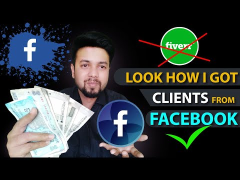 Part Time Job . Work From Home . Freelancer Job. Look How I Get Clients From Facebook Easily. thumbnail