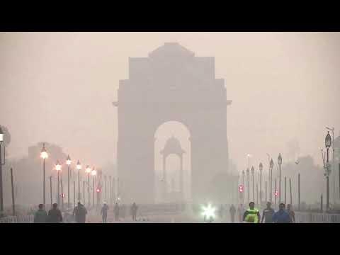New Delhi's toxic smog is back