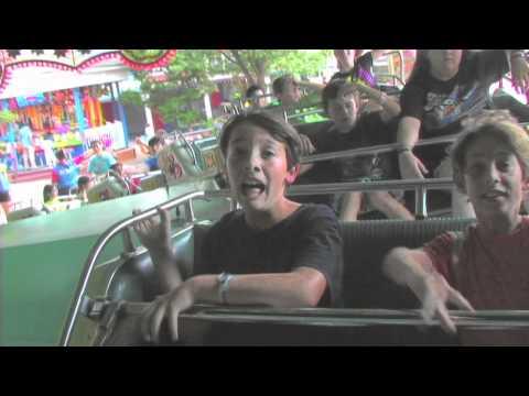 Musik Express at Adventureland Amusement Park - Long Island, NY