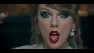 """10 моментов клипа Тейлор Свифт """"Look What You Made Me Do"""", на которые стоило обратить внимание"""