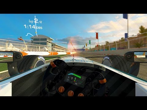 Marrakesh Real Racing 3 Virtual Lap