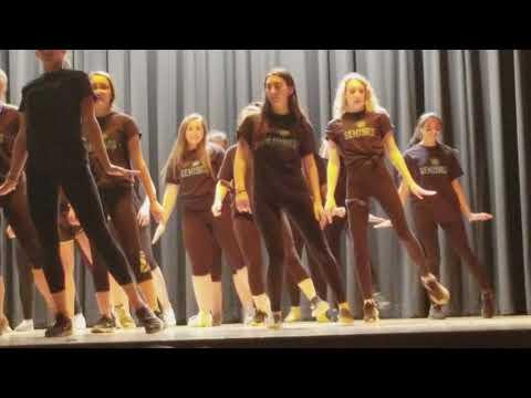 Little sisters senior dance, burrillville highschool, class of 2019