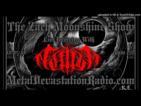 Nihilum - Interview 2020- The Zach Moonshine Show