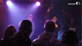 SnAi feat.DUDE26 - Erinnerung live@Hinterhof Arpke