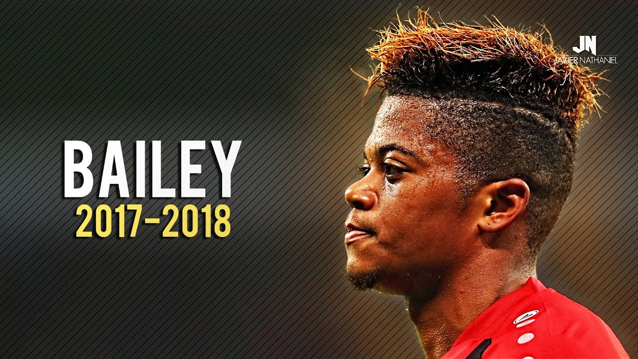Leon Bailey - RISING STAR • Skills & Goals 2017/2018