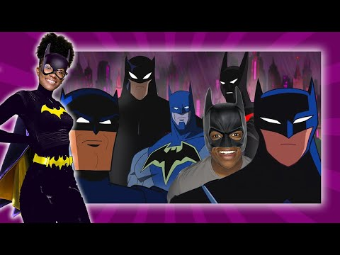 The Evolution of Batman | DC Animated History | REACTION @Those2! REACTS