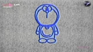 How to draw Doraemon in an easy way