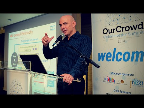 Iron Dome & Beyond: Shaping the next gen of Israeli innovation (OCGlobal 2014)