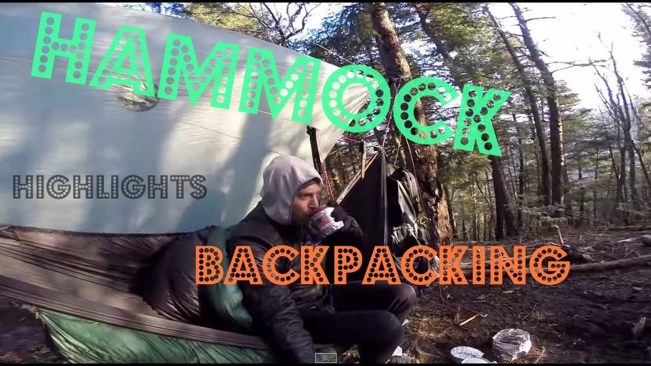 Hammock Backpacking Highlights P