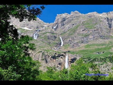 Cascadas del Cinca, Parque Nacional de Ordesa y Monteperdido, Pirineos