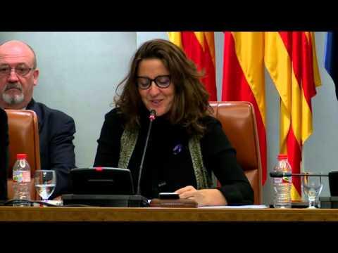 Ple Diputació de Barcelona ordinari del  mes de novembre 2015 2a part