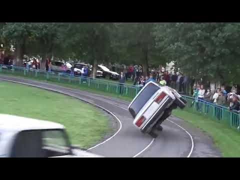 Авто Ваз тазы валят боком Дрифт аварии 2018