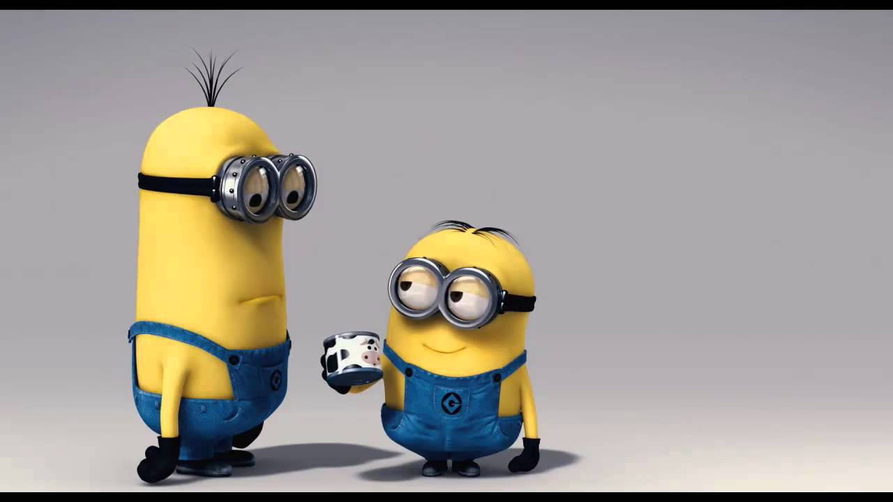 minion moo youtube