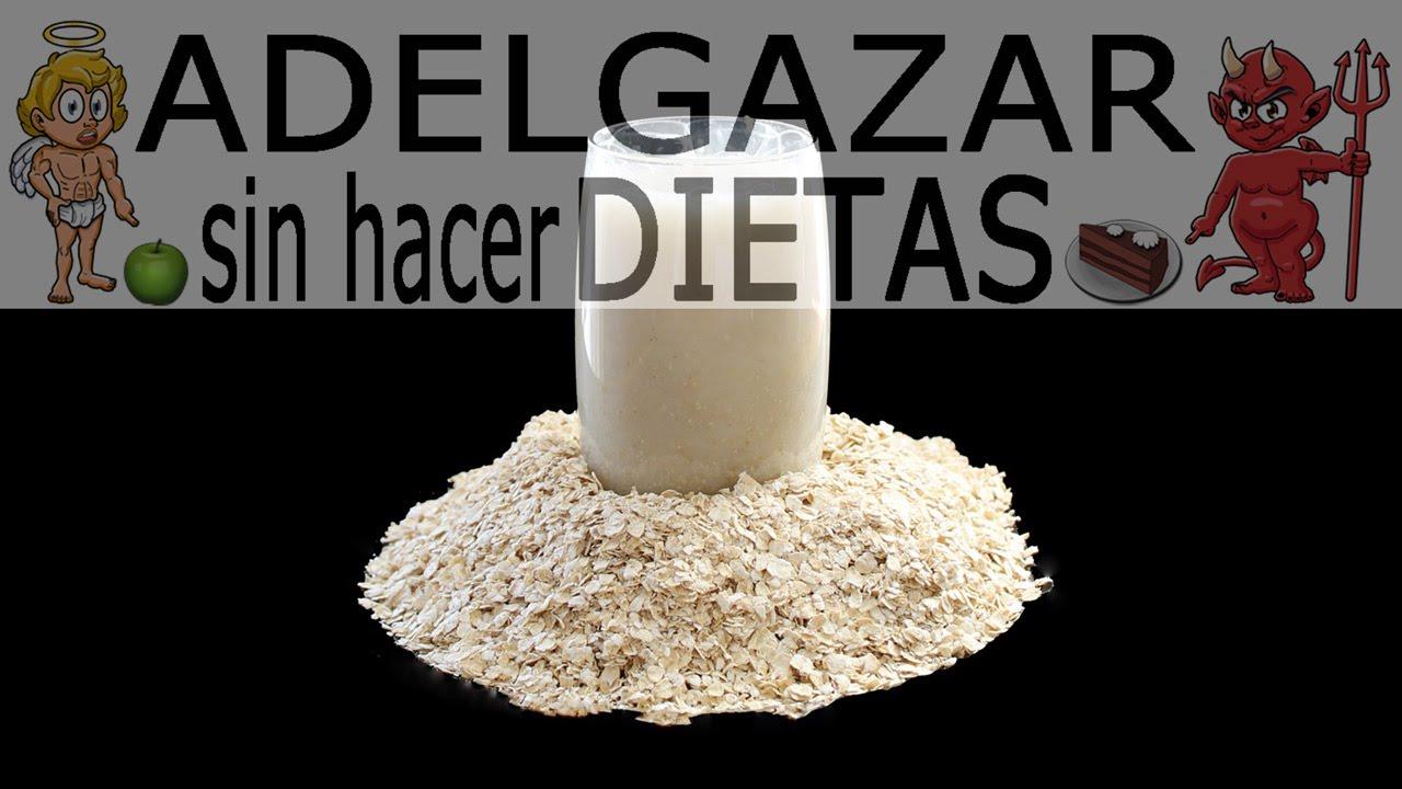 Dieta detox casera para adelgazar