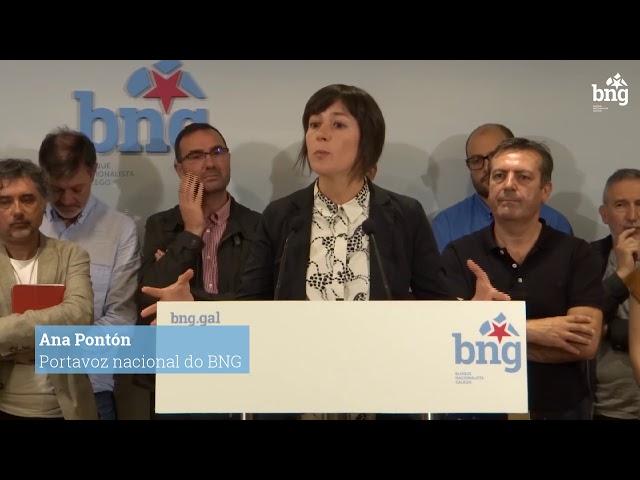 O inmobilismo do Estado e das forzas políticas españolas a respecto de Catalunya é un erro histórico