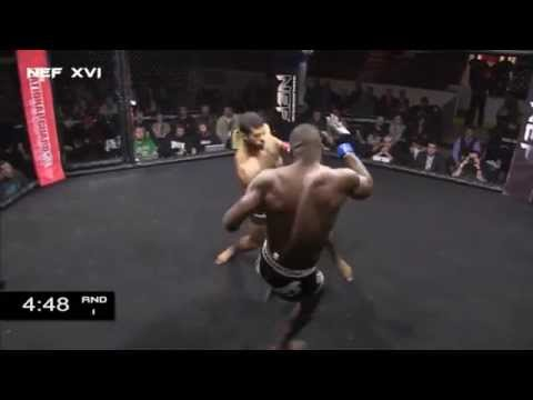 Nah-Shon Burrell vs. Ryan Hodge
