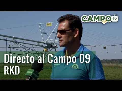 Directo al Campo 09 – RKD, un sistema eficiente de riego