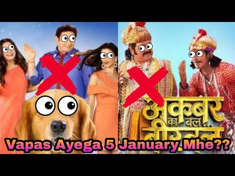 Excuse Me Madam Aur Akbar Ka Bal Birbal Star Bharat Serials Vapas Ane Wala Hai 5 January 2021 Mhe??