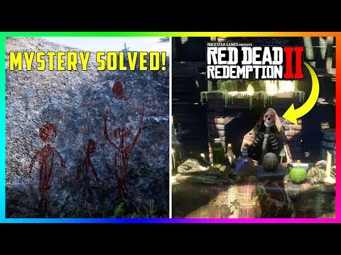 These SECRET Alien Paintings Solve One The BIGGEST Mysteries Of ALL Time In Red Dead Redemption 2! thumbnail