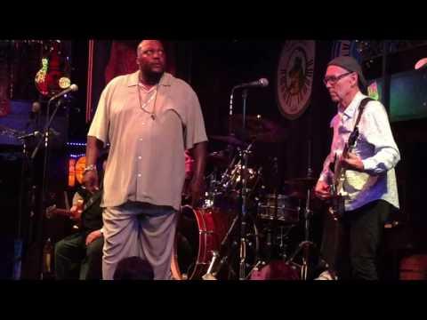Sugaray Rayford Blues Band - Bourbon St Blues & Boogie Bar, Nashville