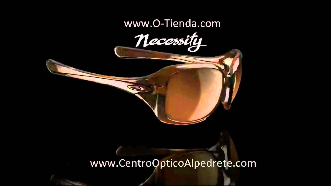 e66910bb624 Oakley Necessity Tortoise   VR50 Brown Gradient (OO9122-03) - YouTube