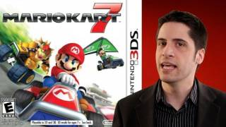 Mario kart 7 game review