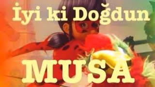 İyi ki Doğdun MUSA :)  Komik Doğum günü Mesajı 1. VERSİYON *happy birthday Musa* Made in Turkey :) 🎂