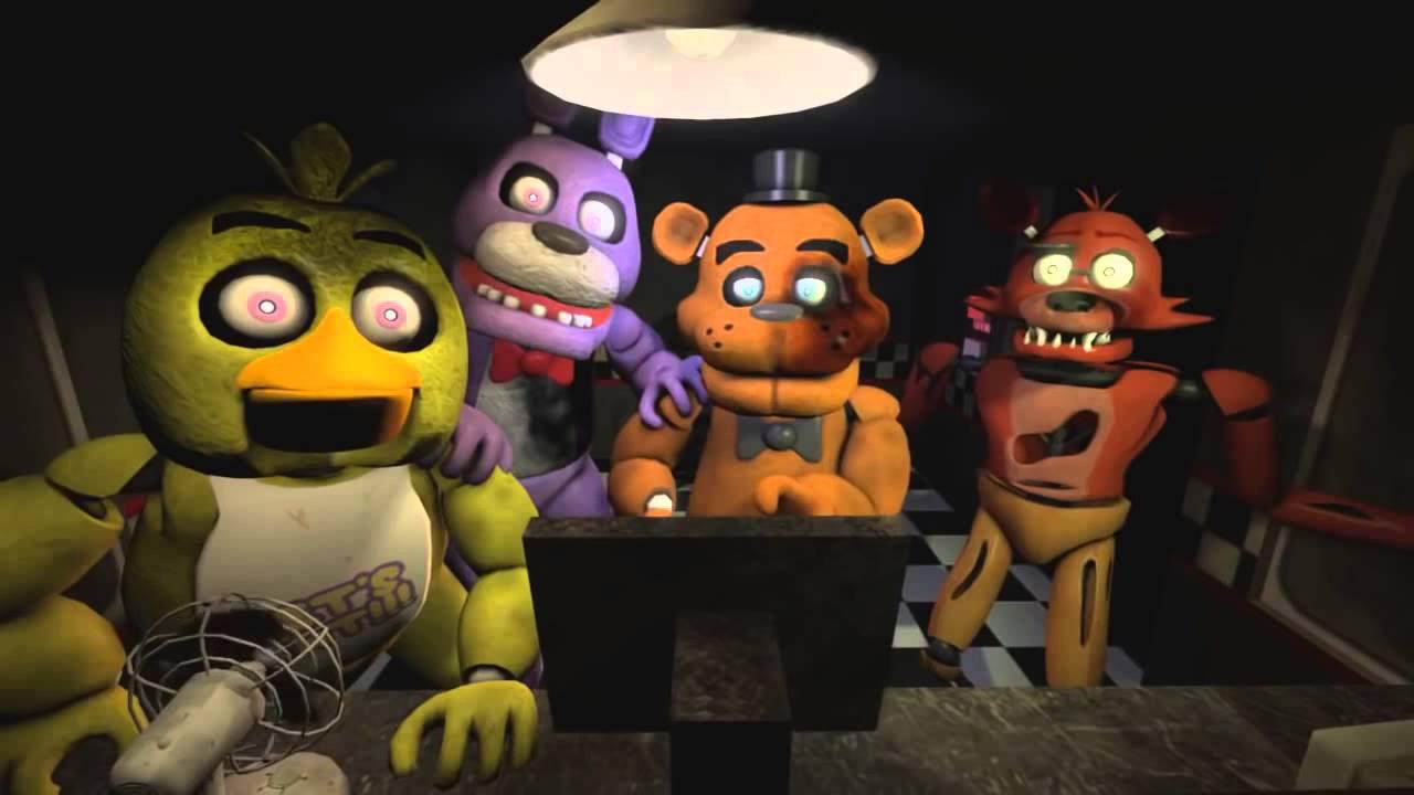 Игра 5 Ночей С Фредди 2 - Онлайн