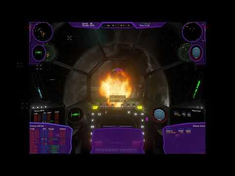 Star Wars: X-Wing Alliance - Copyright Test Video 2 |