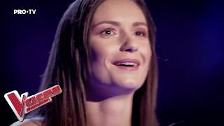 Claudia Badea - Nu știi tu să fii bărbat | Blind Auditions | The Voice of Romania 2019