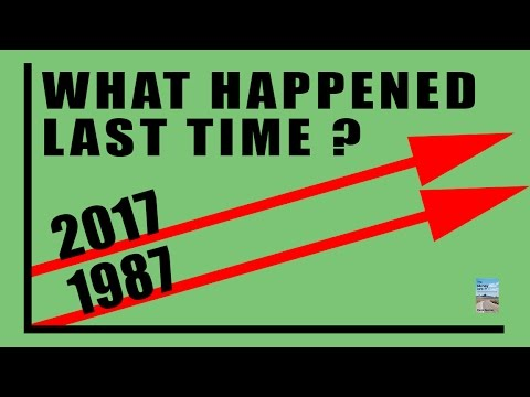 Stock Market Repeating 1987! Massive Bull Market CRASHED 22.6% in a 1 Day!