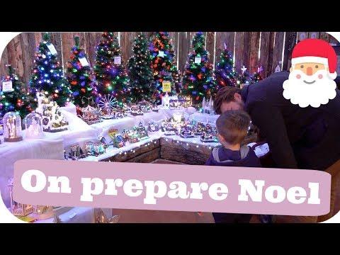 ON PREPARE NOEL EN FAMILLE - VLOG FAMILLE !