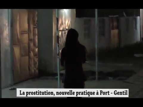 RTN -  la prostitution nouvelle pratique à Port - Gentil