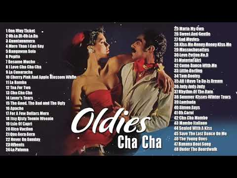 Non Stop Medley Oldies Songs   Cha Cha Nonstop Medley Playlist 2019