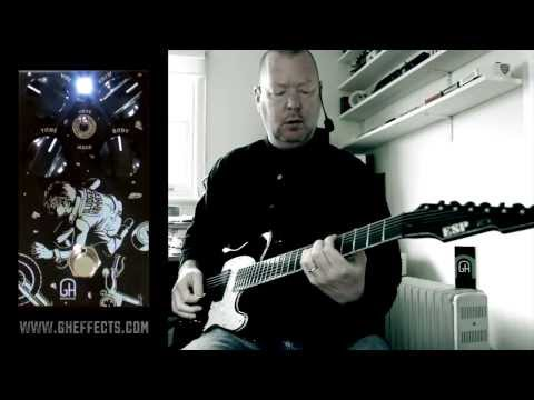 Greenhouse Effects : SLUDGE HAMMER Fuzz/Distortion - EMG's and Jazzmaster - Demonstration