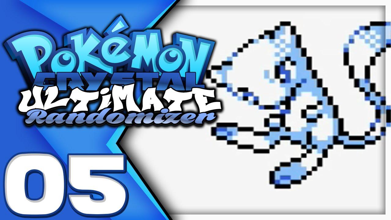 99793fa2 Pokémon Crystal ULTIMATE Randomizer Nuzlocke- SHINY MEW Ep. 5 - YouTube