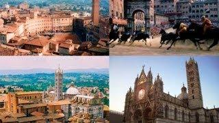 Сиена -- город средневековой эпохи
