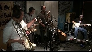 Fat Freddy's Drop Afrique Live at Red Bull Studio