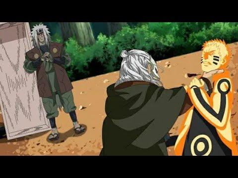 Download Naruto vs kashin kojin (jiraiya) Boruto episode 155 full