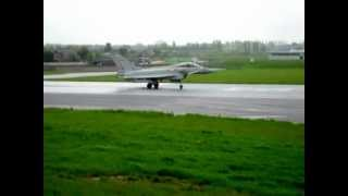 4 typhoons leaving raf northolt 10/05/2012