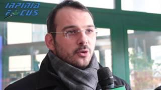 Don Luigi Merola e Paolo Borrometi all'Ite Amabile di Avellino