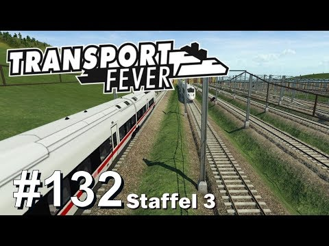 Transport Fever S3/#132: Baubeginn ICE-Werk Frankfurt [Let's Play][Gameplay][German][Deutsch]