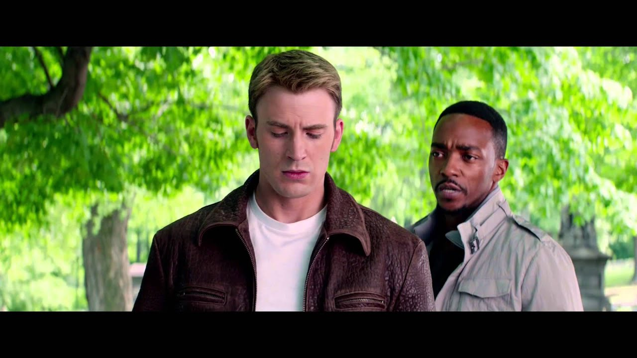 Marvels Captain America The Winter Soldier Tv Spot 1